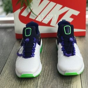 50624ca4352245 Nike Shoes - NWT Nike Shox Gravity White Fusion Violet WMNS